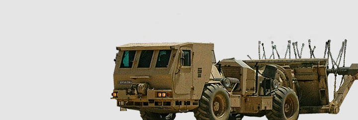 Military Vehicles & Services