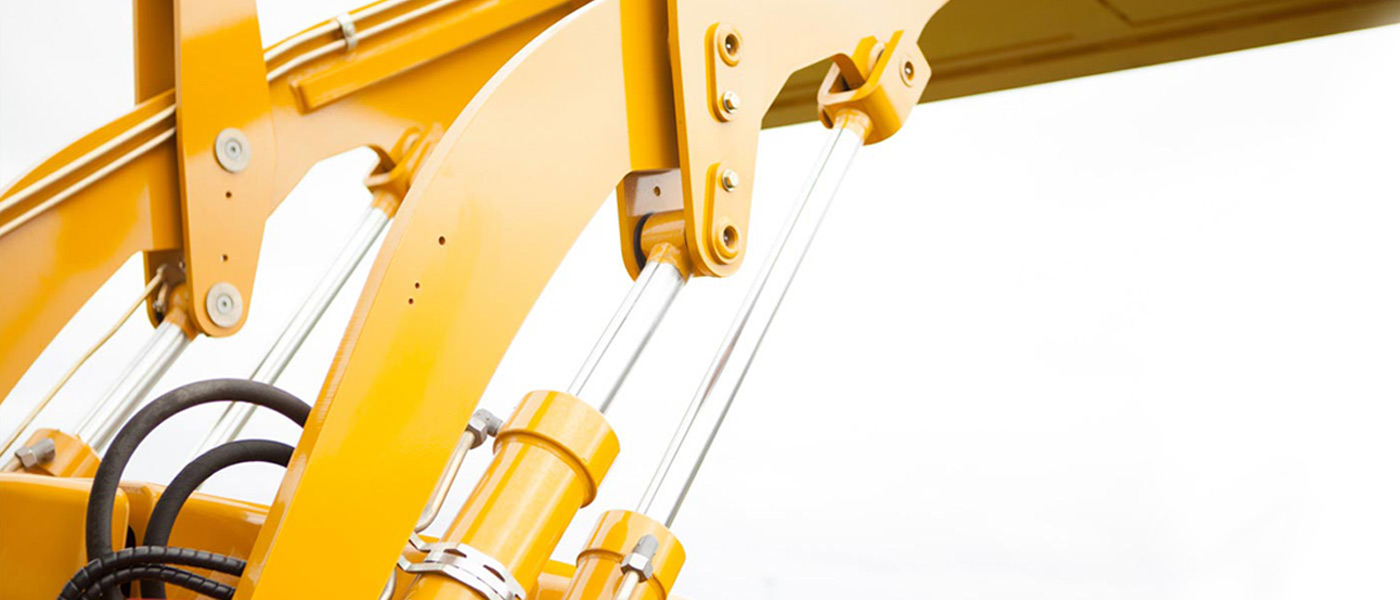 Hydrema backhoe loader with Z-bar linkage front loader system